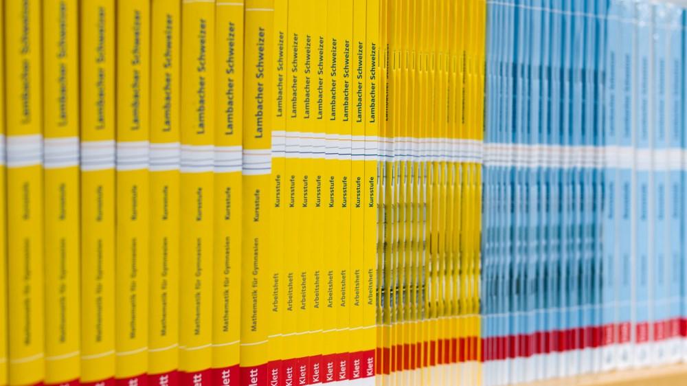 Pressebox des Ernst Klett Verlages